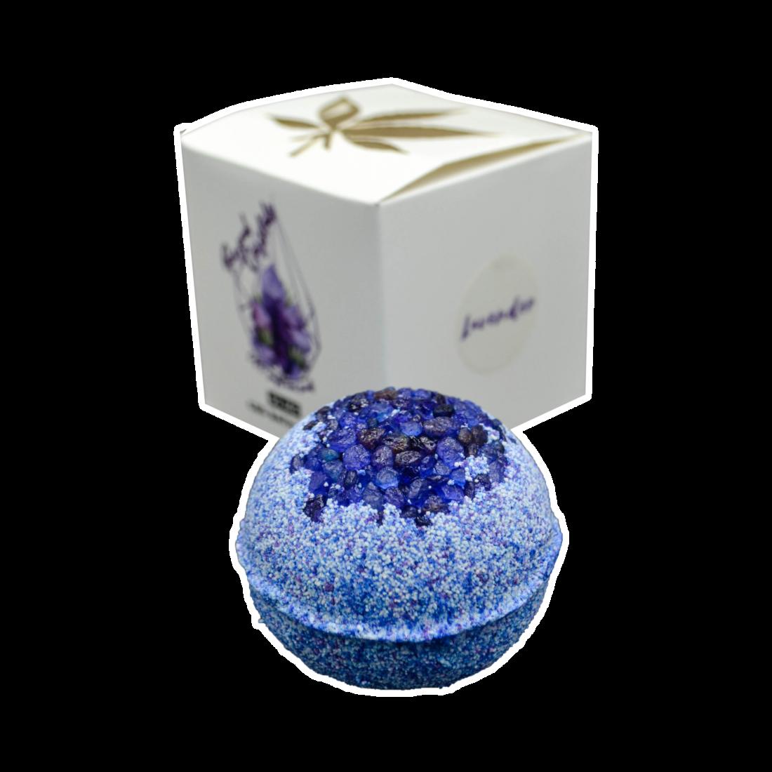 CBD Livity - Lavender bath bomb