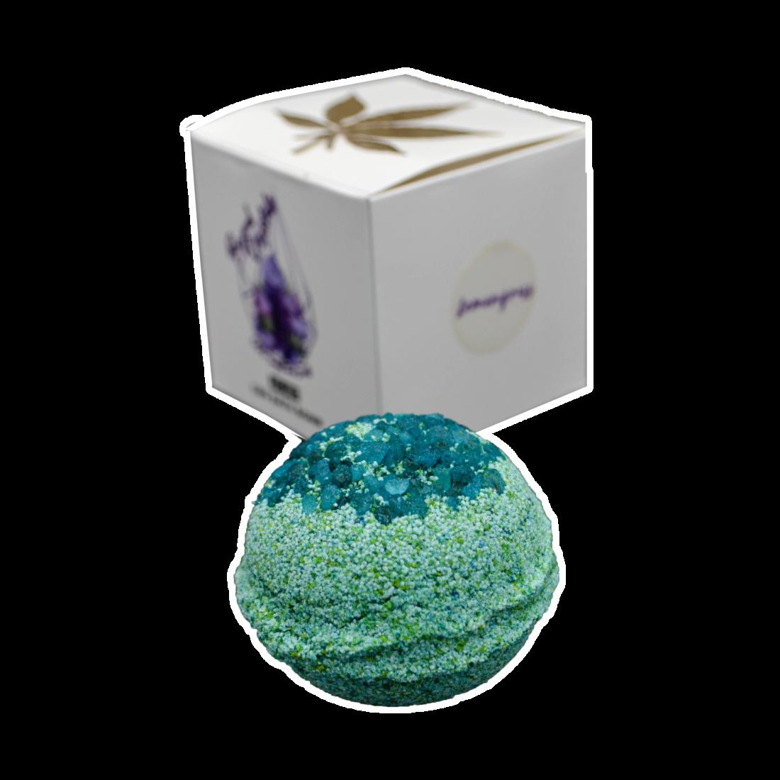 CBD Livity - Lemongrass bath bomb