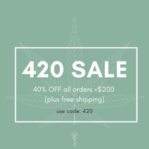 CBD Livity - 420 Sale