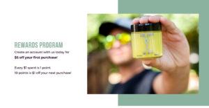 CBD Livity Rewards Program