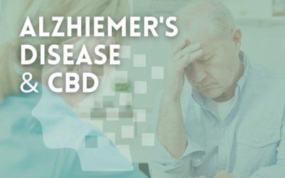 Alzheimer's Disease & CBD